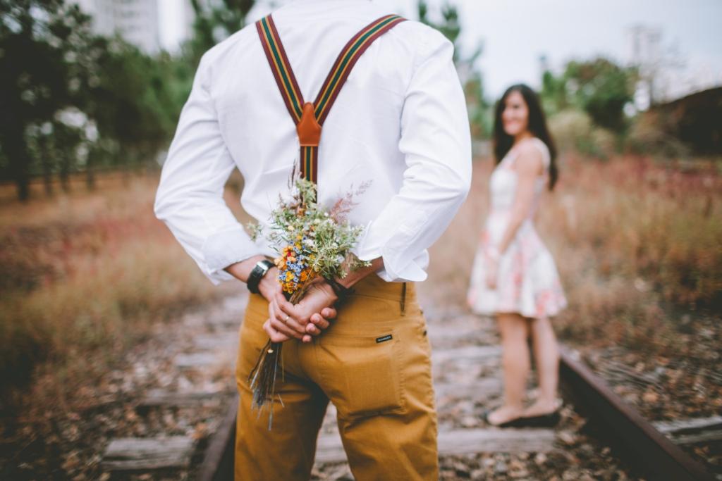 Prezent na pierwszą rocznicę ślubu