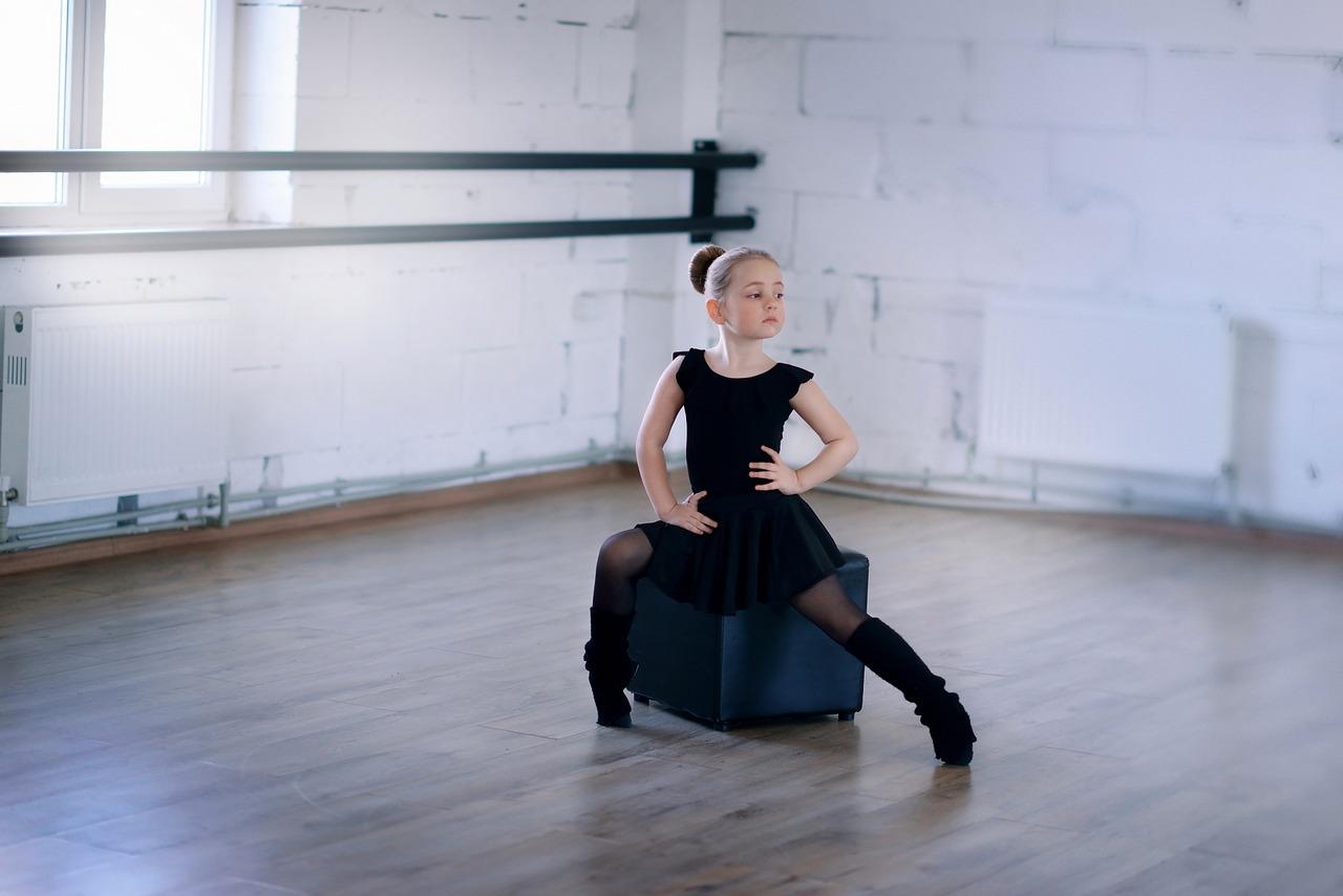 Tanecznym krokiem od najmłodszych lat!