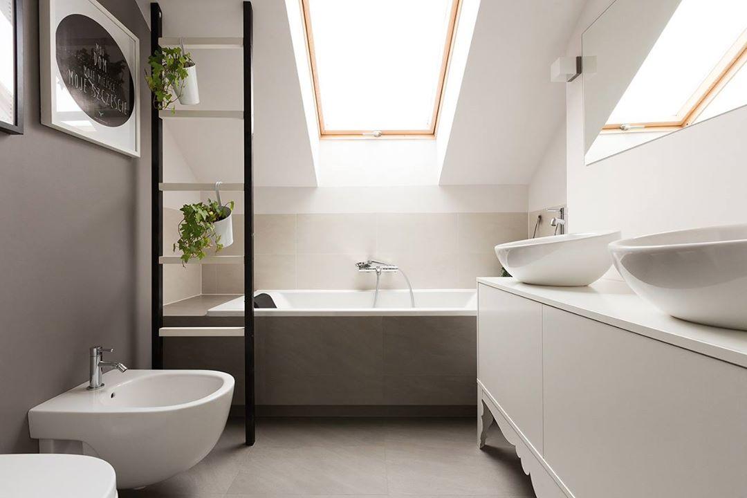 Okna dachowe do kuchni i łazienki