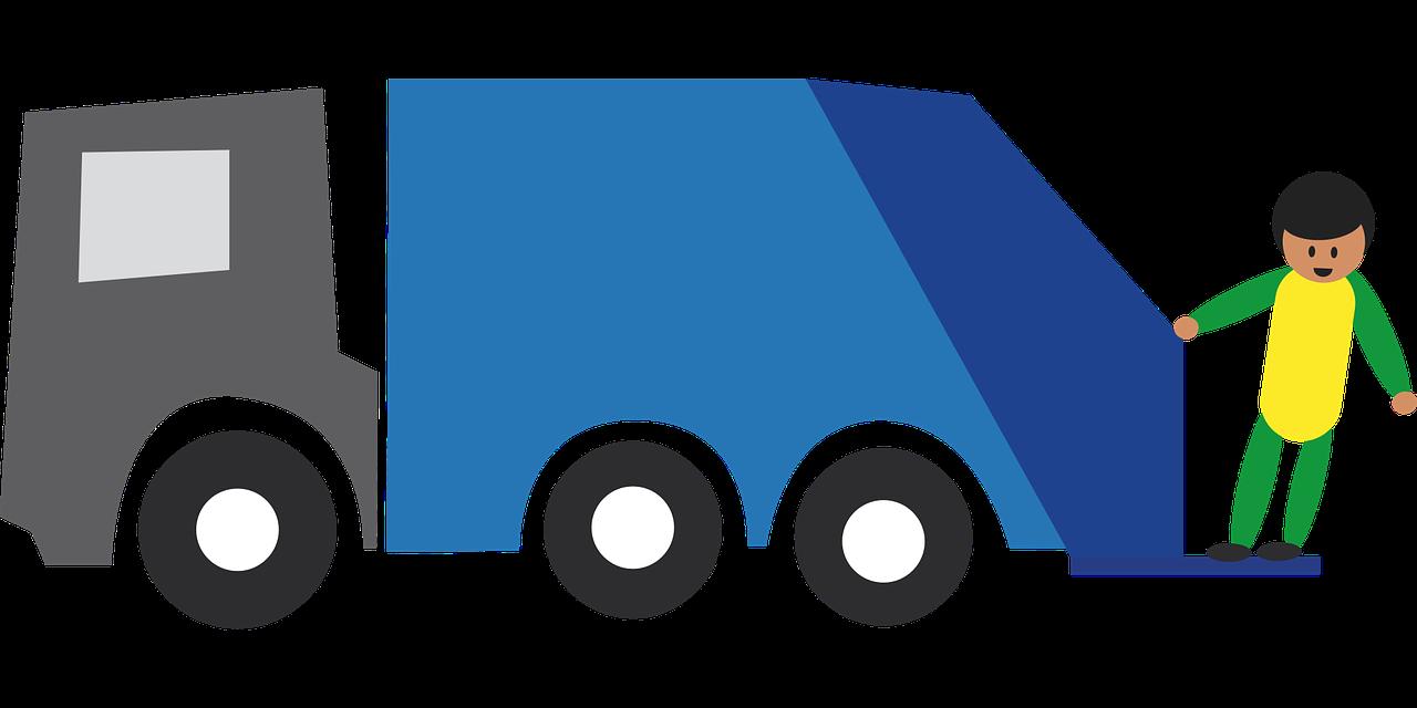 Wywóz gruzu i śmieci z załadunkiem