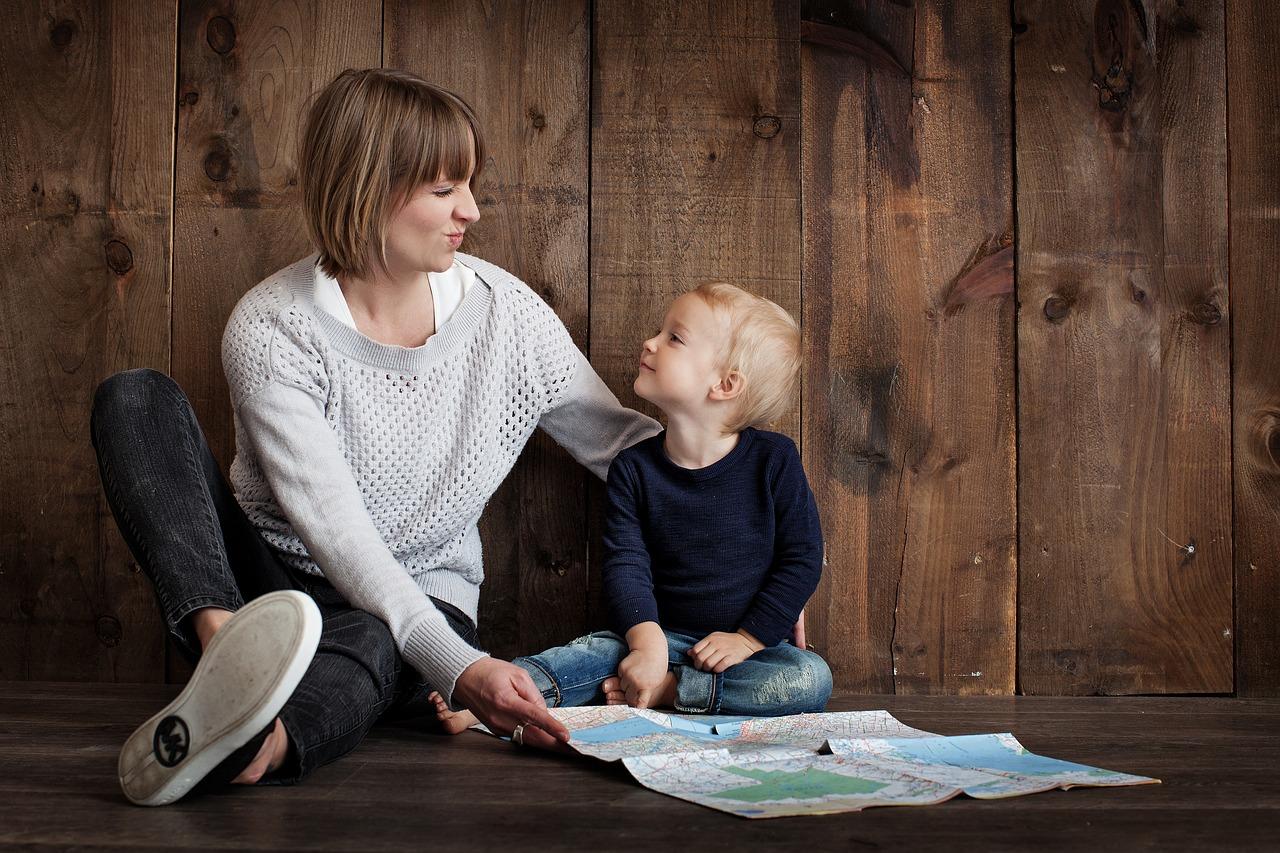 Jak spędzać czas wolny z małym dzieckiem?